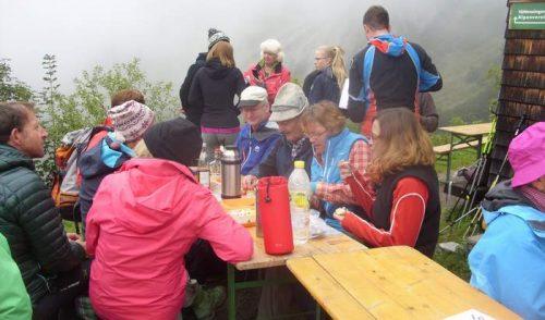 Artikelbild zu Artikel Das Gipfelkreuz auf der Maukspitze